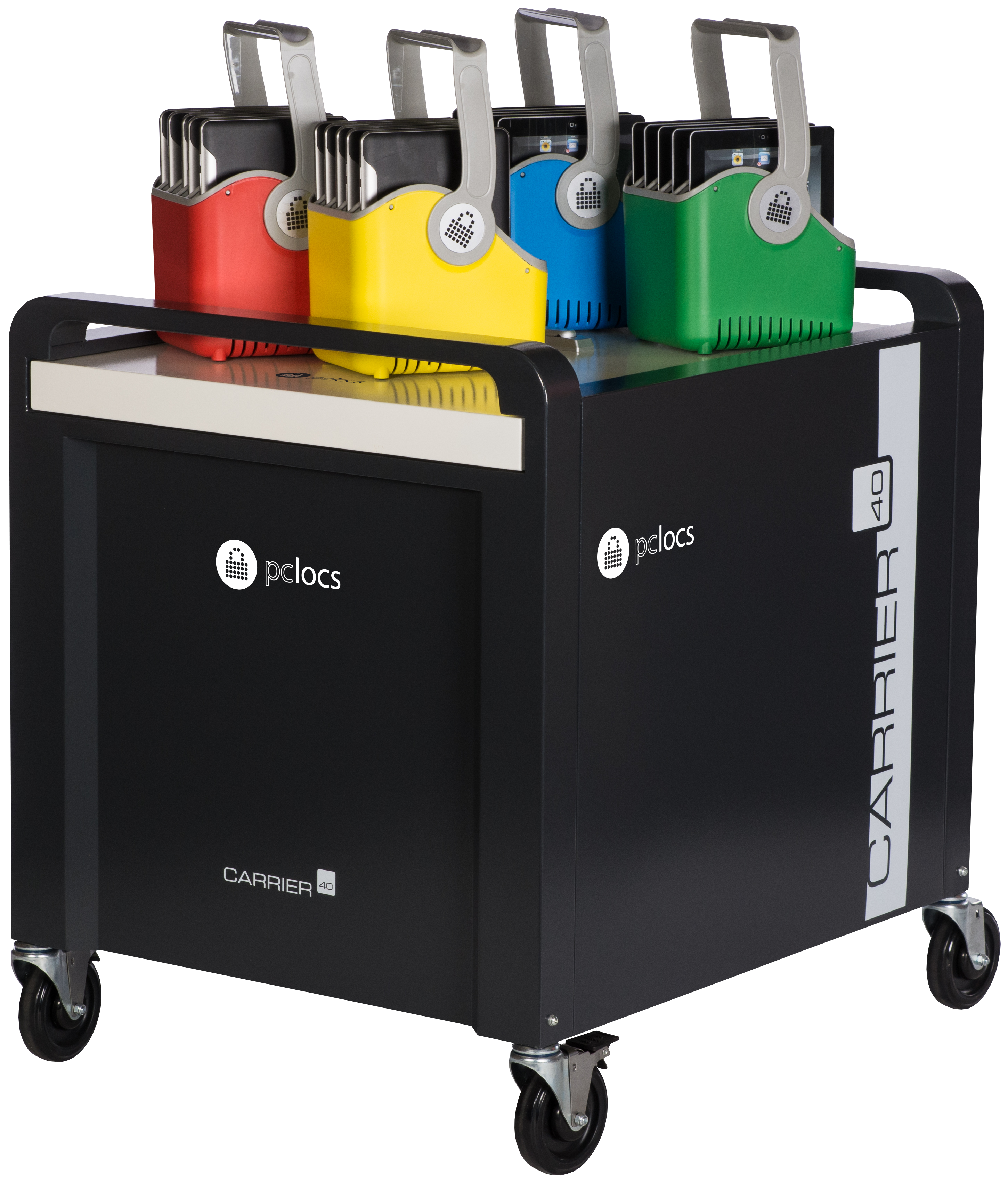 Tablet and iPad Carrier Cart - 40