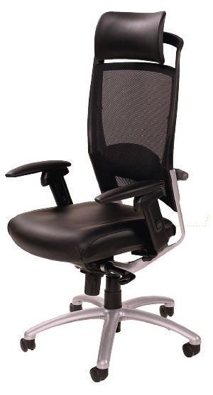 Fulkrum High Back Gas Lift Chair
